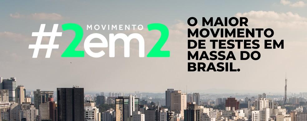 A Rappi e outras empresas começaram a fazer teste para COVID-19 em São Paulo