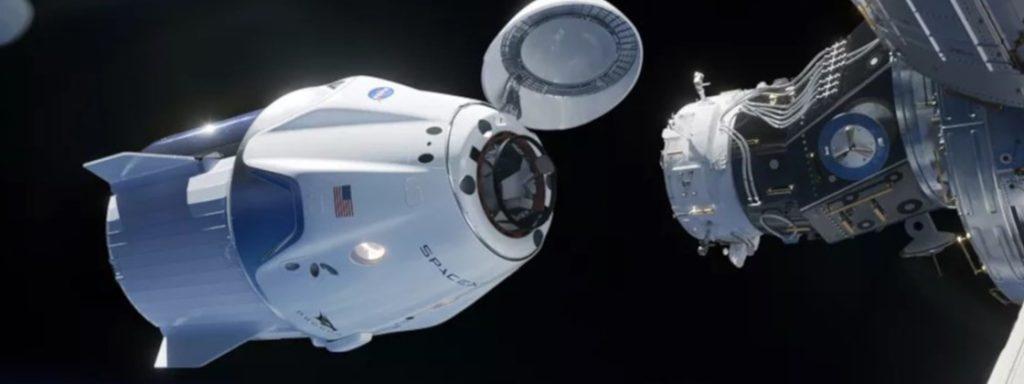 Exploração espacial spacex