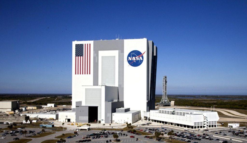 Exploração espacial nasa