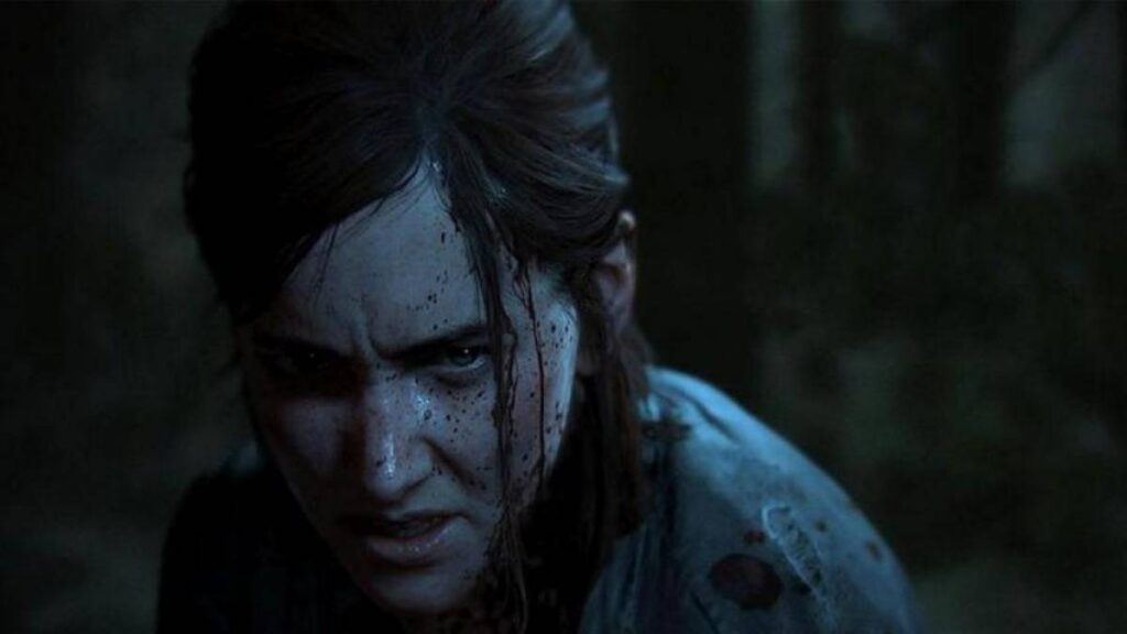 Ellie em The Last of Us: Part II