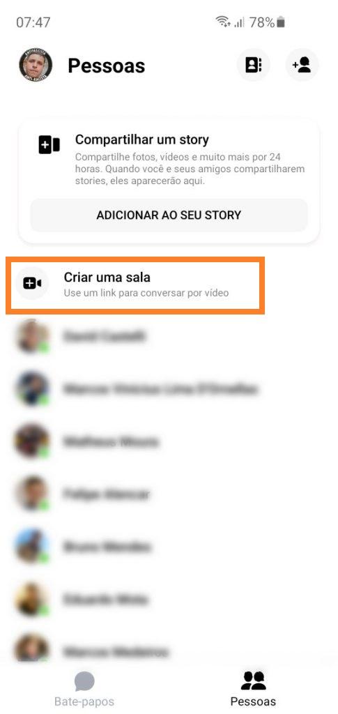 Crie 'Salas do Messenger' para fazer videochamadas em grupo no Facebook, Instagram e Whatsapp-2