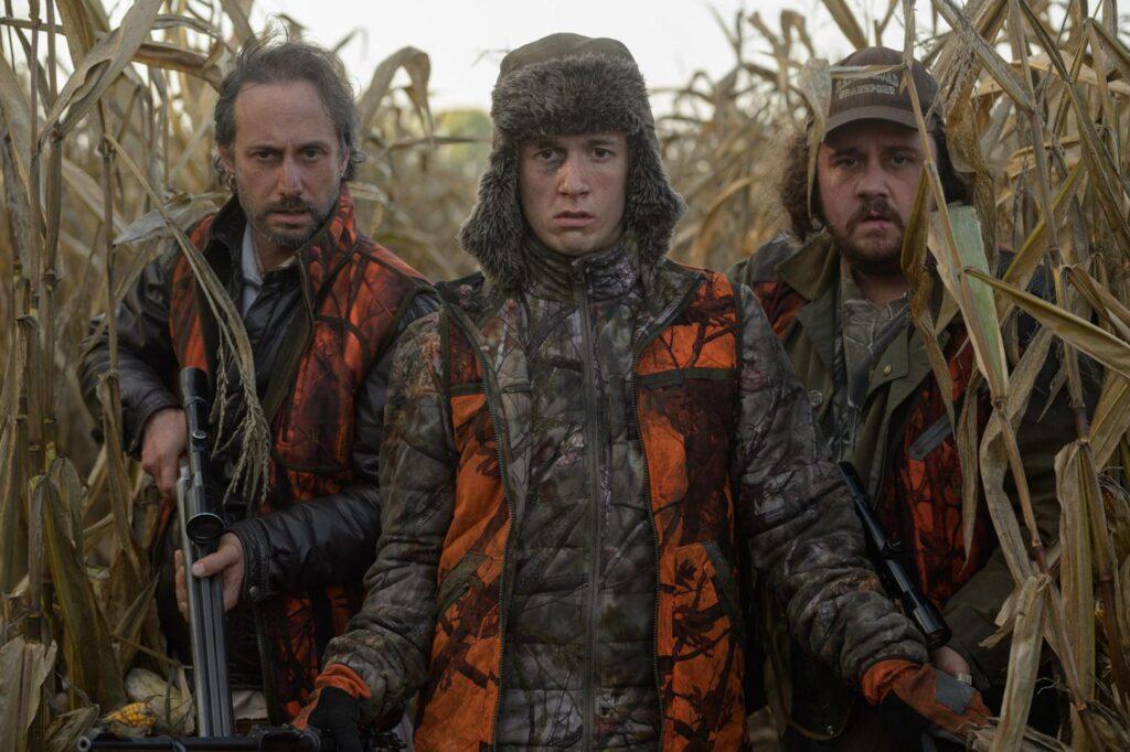Imagem da série Como Vender Drogas Online Rápido, um dos lançamentos da Netflix