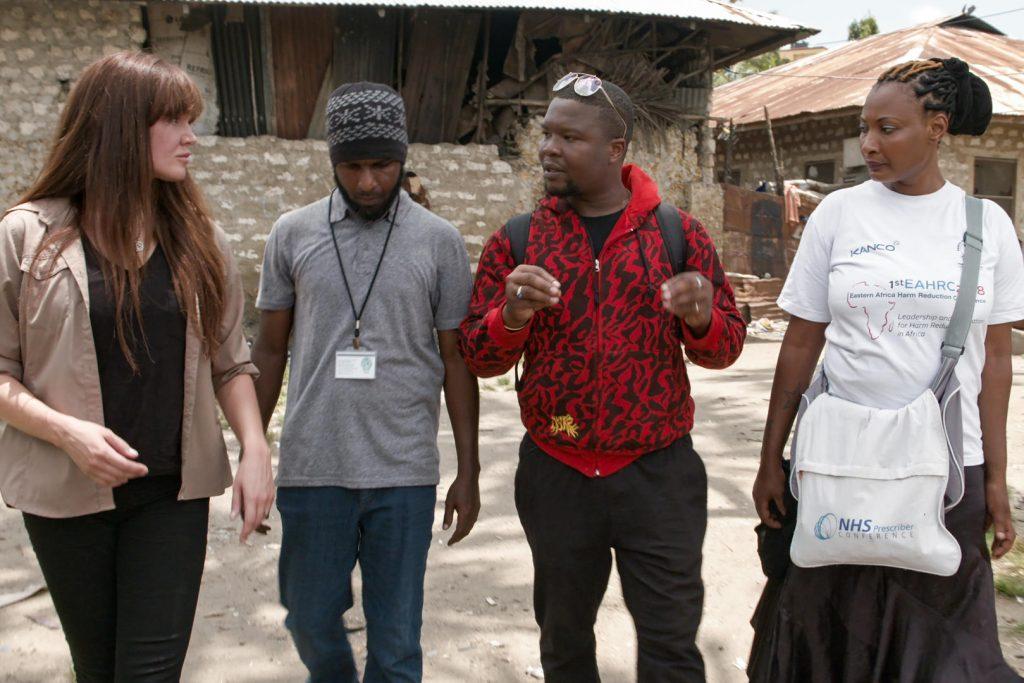 Imagem do documentário Drogas Oferta e Demanda