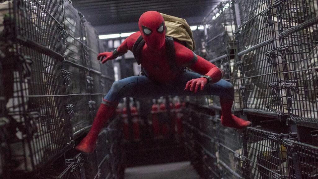 Imagem do filme Homem-Aranha De Volta ao Lar