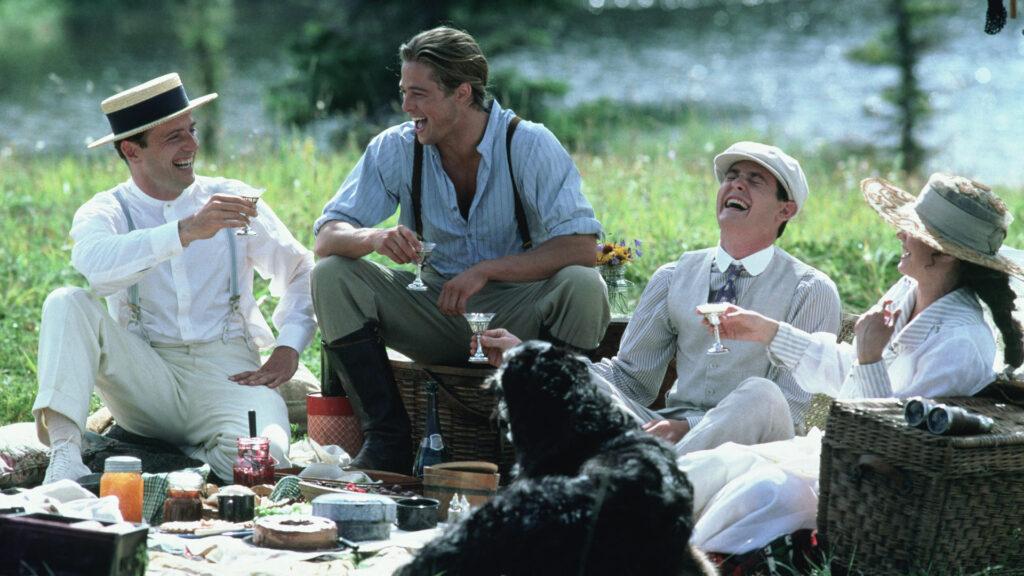 Imagem do filme lendas da paixão