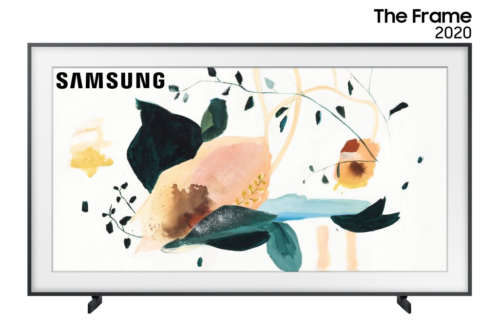 Smart tv samsung the frame 2020