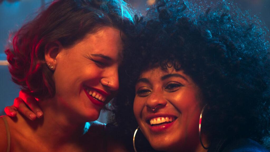 Imagem da série O Crush Perfeito, um dos lançamentos da Netflix