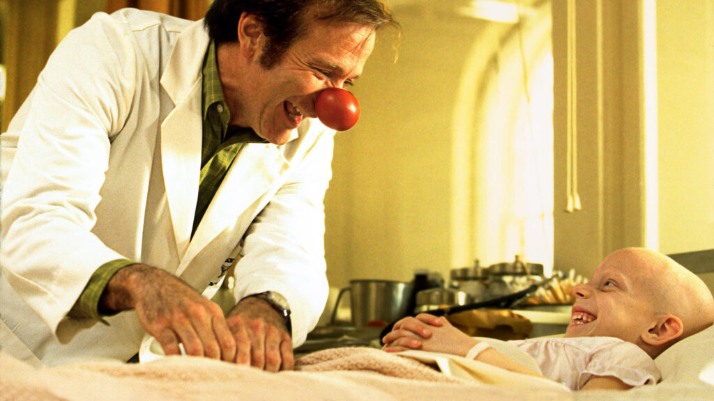 Imagem do filme Patch Adams