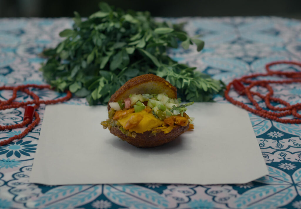 Imagem do documentário Street Food America Latina