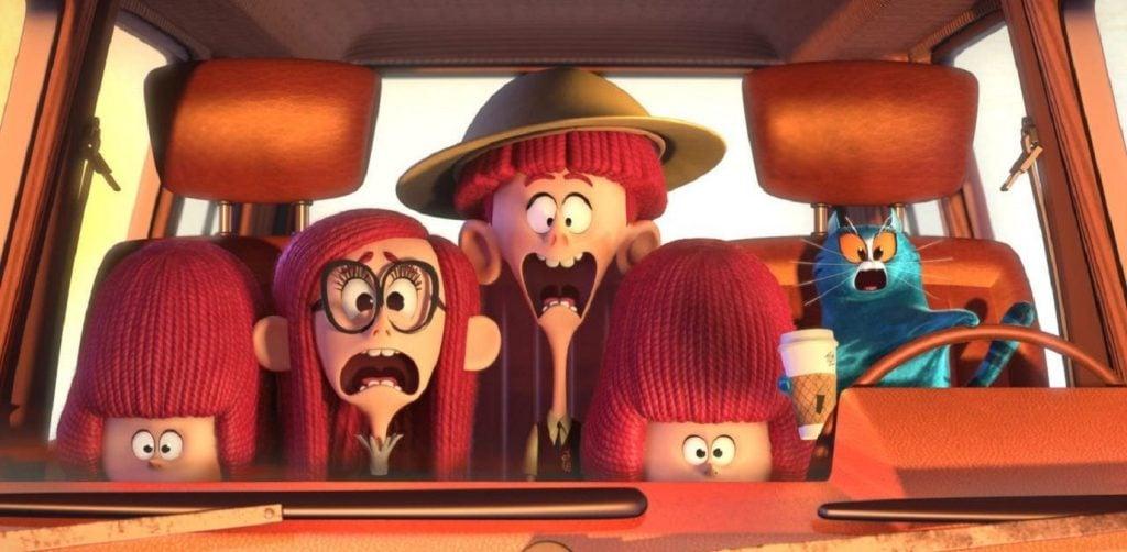 Os Irmãos Willoughby é uma animação original da Netflix, e um dos melhores filmes para assistir com toda a família.