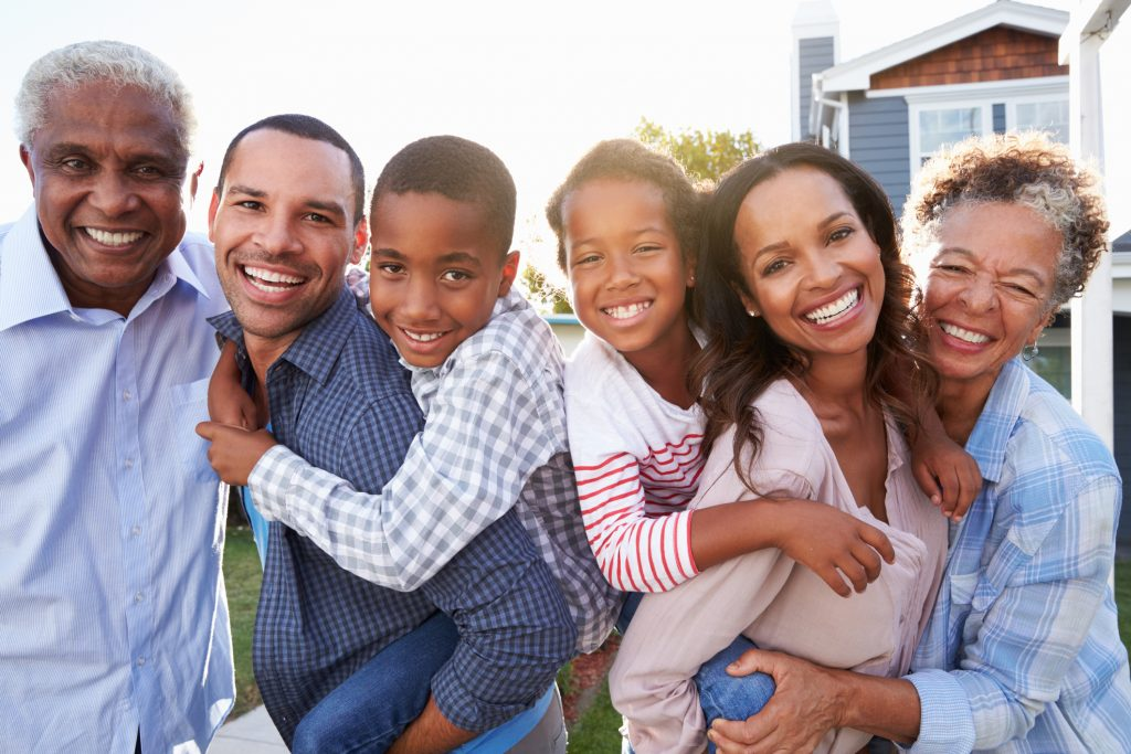 geração z millenials boomers negros