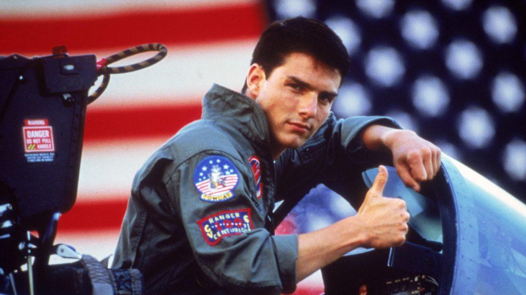 Imagem do filme top gun asas indomáveis