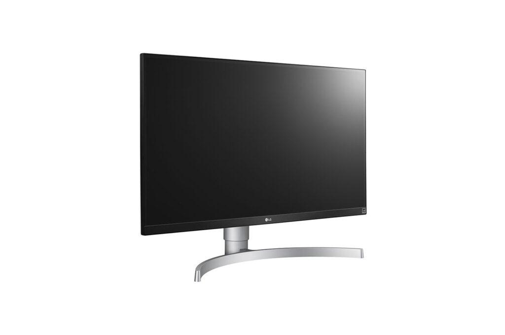 Com construção moderna e sofisticada, o monitor 27UL650 cai bem em uma mesa de escritório ou cantinho gamer
