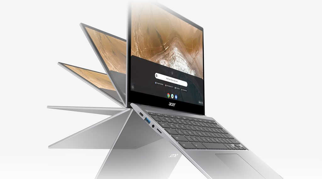 Chromebook spin da acer