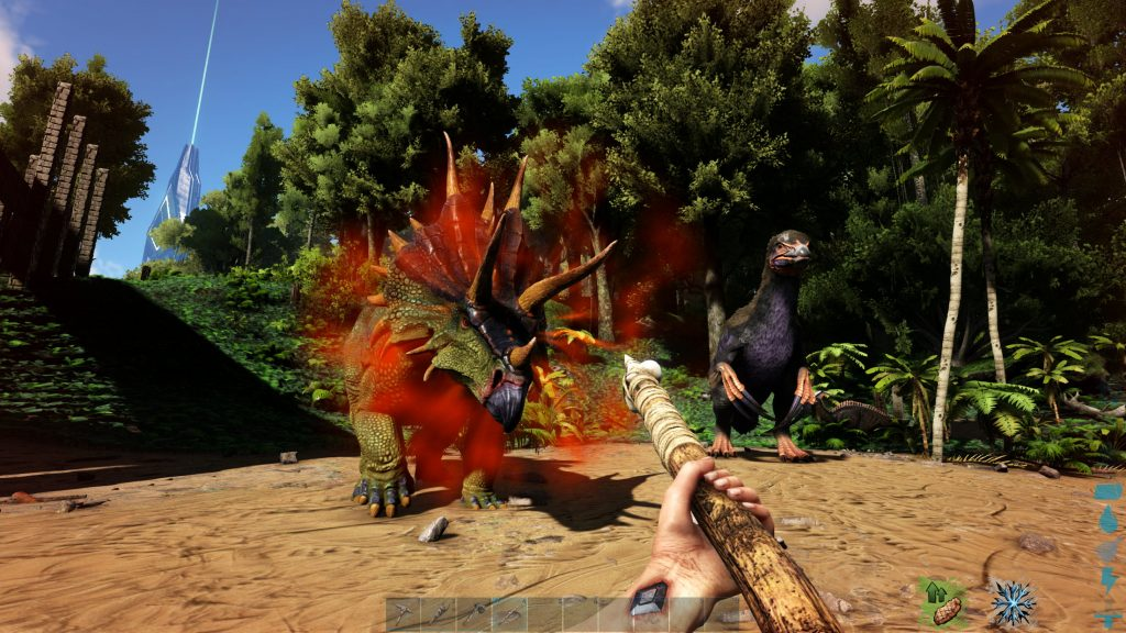 Ark Survival Evolved na Epic Games Store