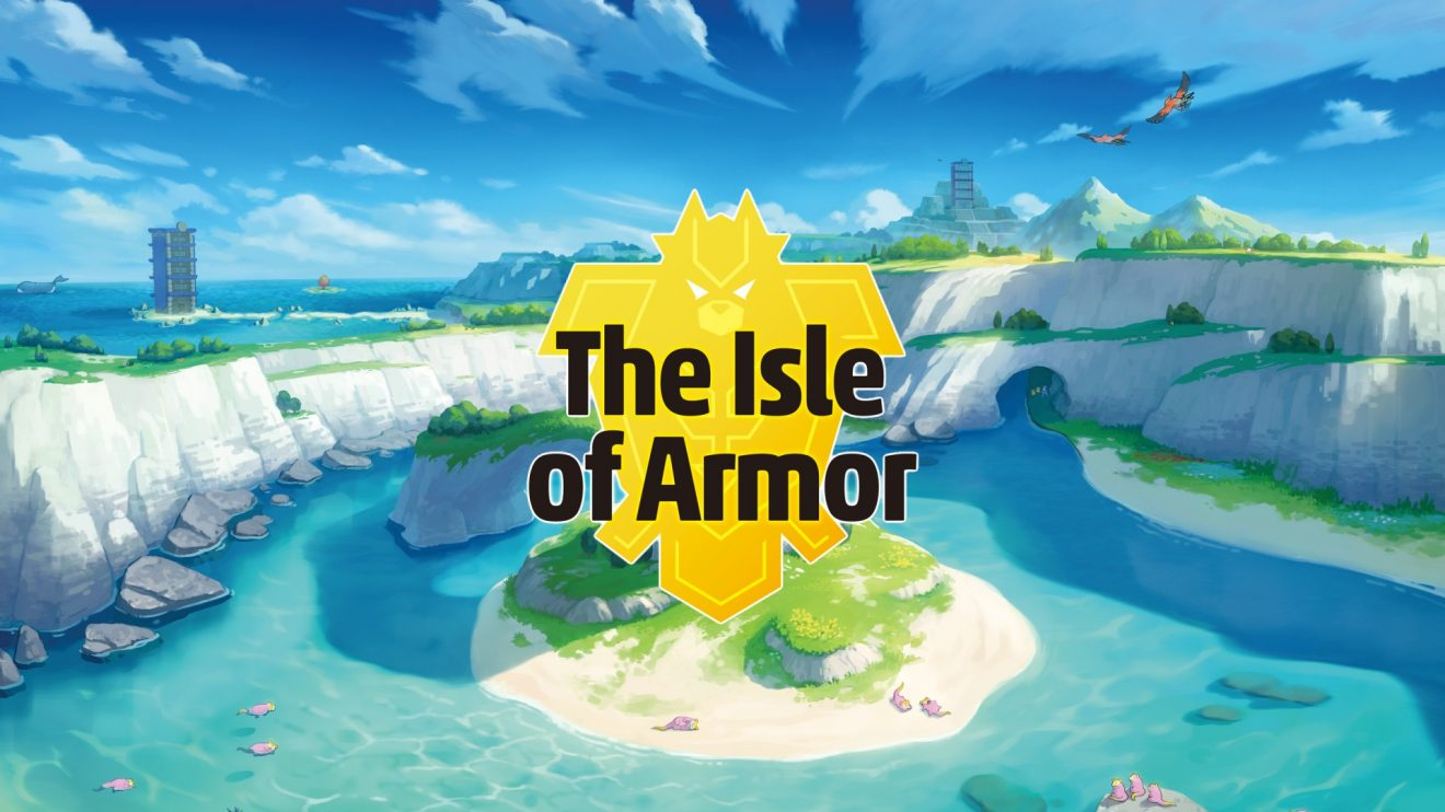 Arte de The Isle of Armor.