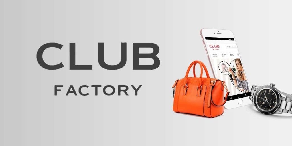 Compras pelo clubfactory