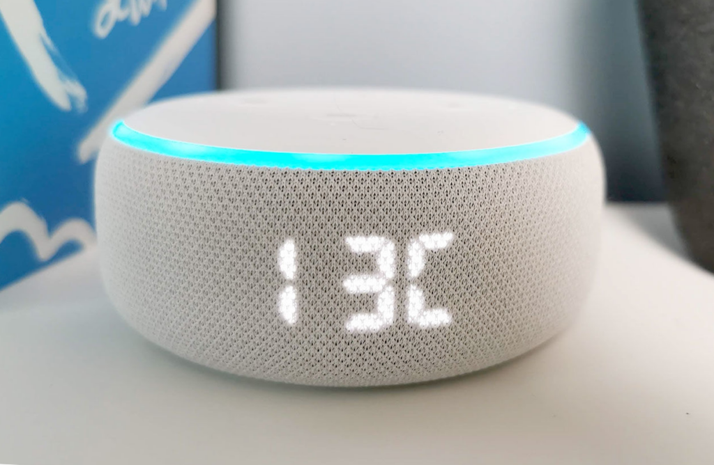REVIEW: Echo Dot com Relógio, a caixa de som inteligente da Amazon