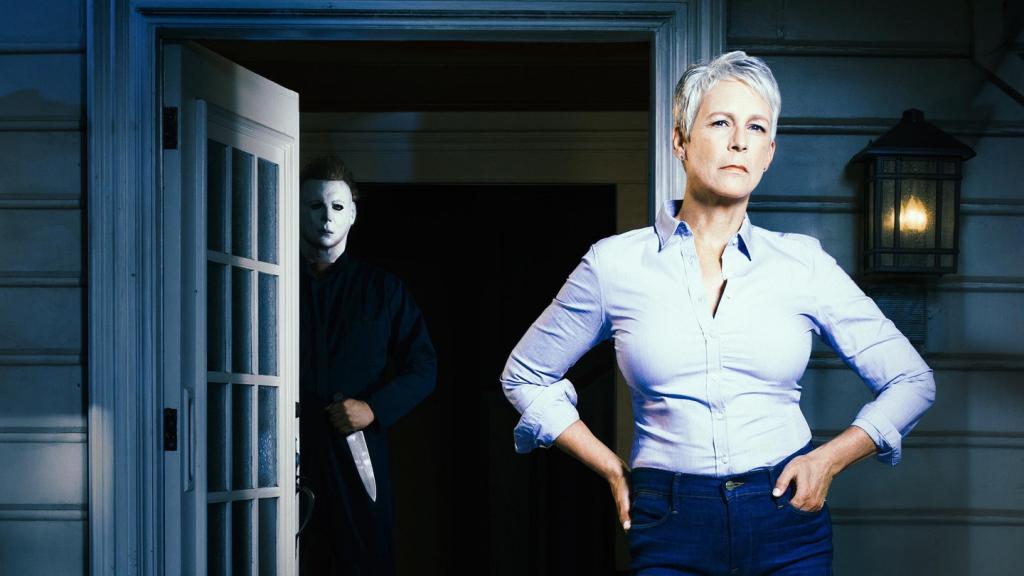 Imagem do filme Halloween