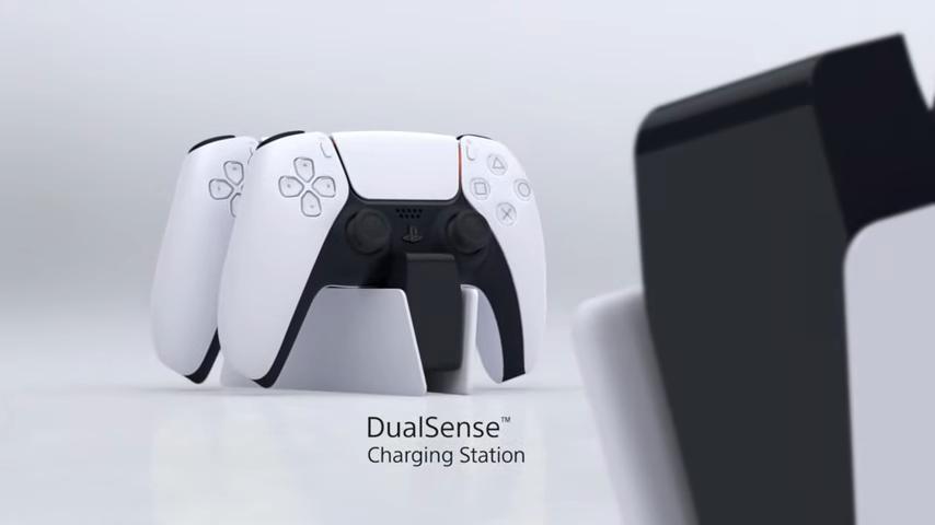 Sony revela o novo playstation 5. A sony mostrou ao mundo o design do novo playstation 5, além de diversos periféricos do console