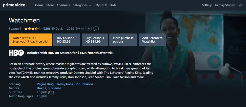 Amazon-prime-video-store-watchmen