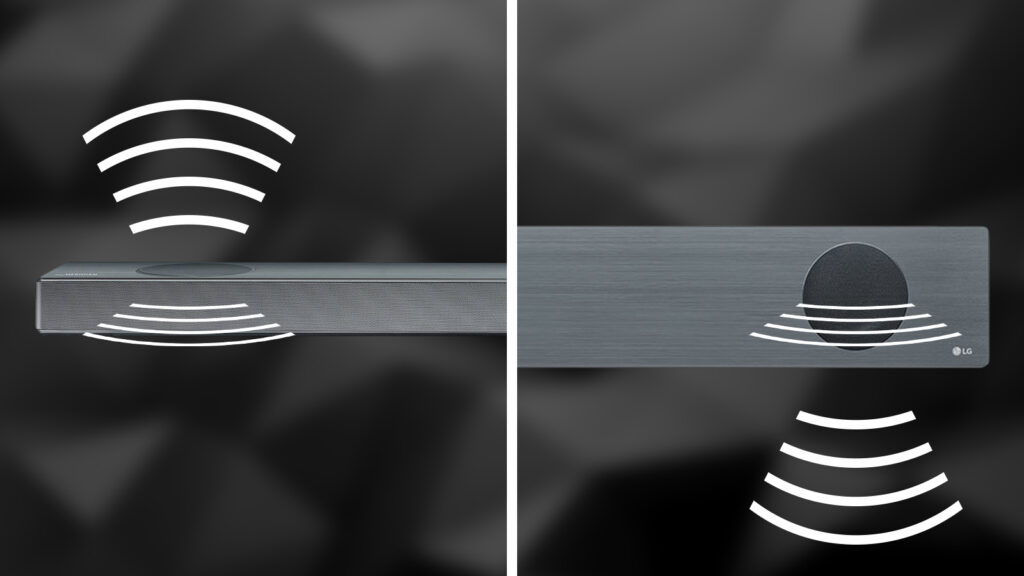 Sl9yg sound bar orientação