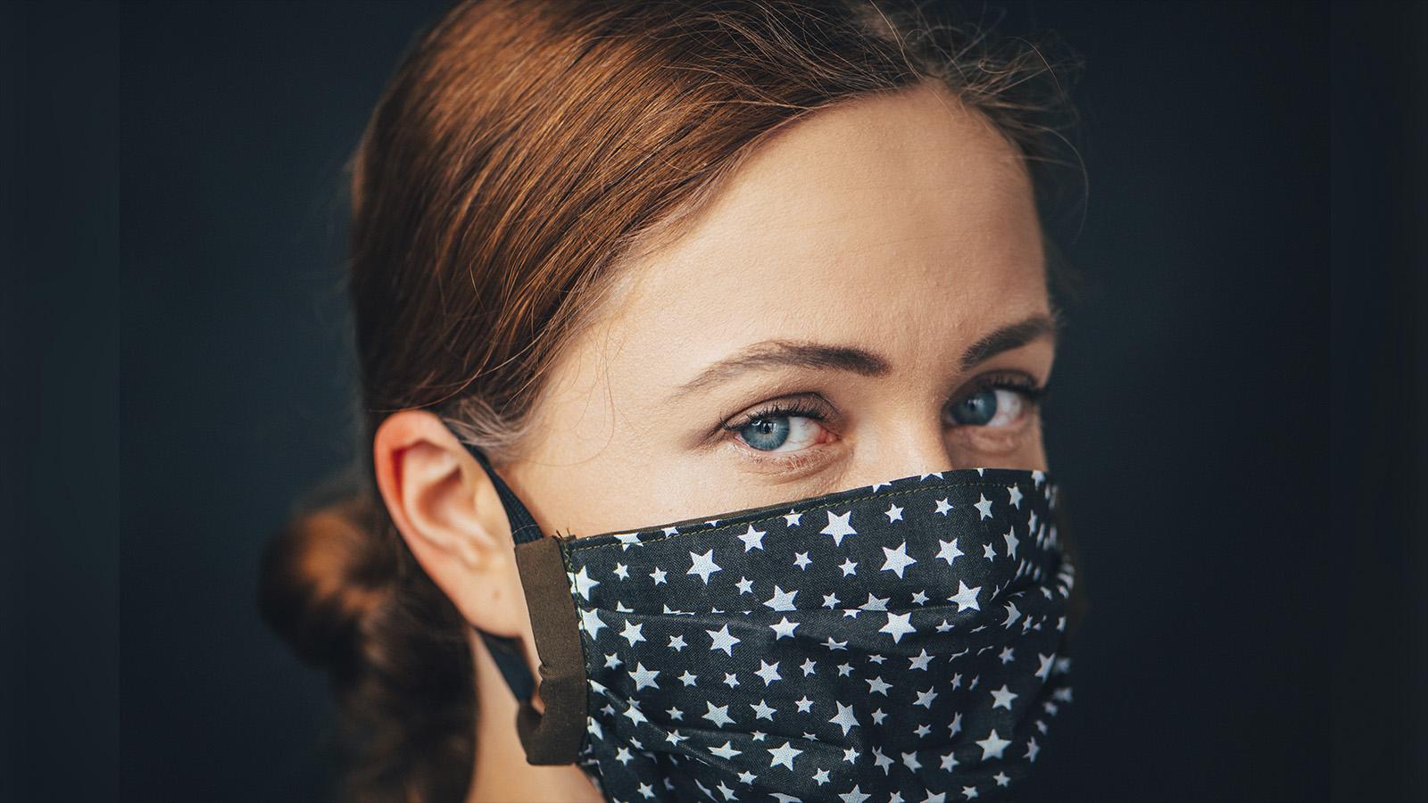 Máscara covid