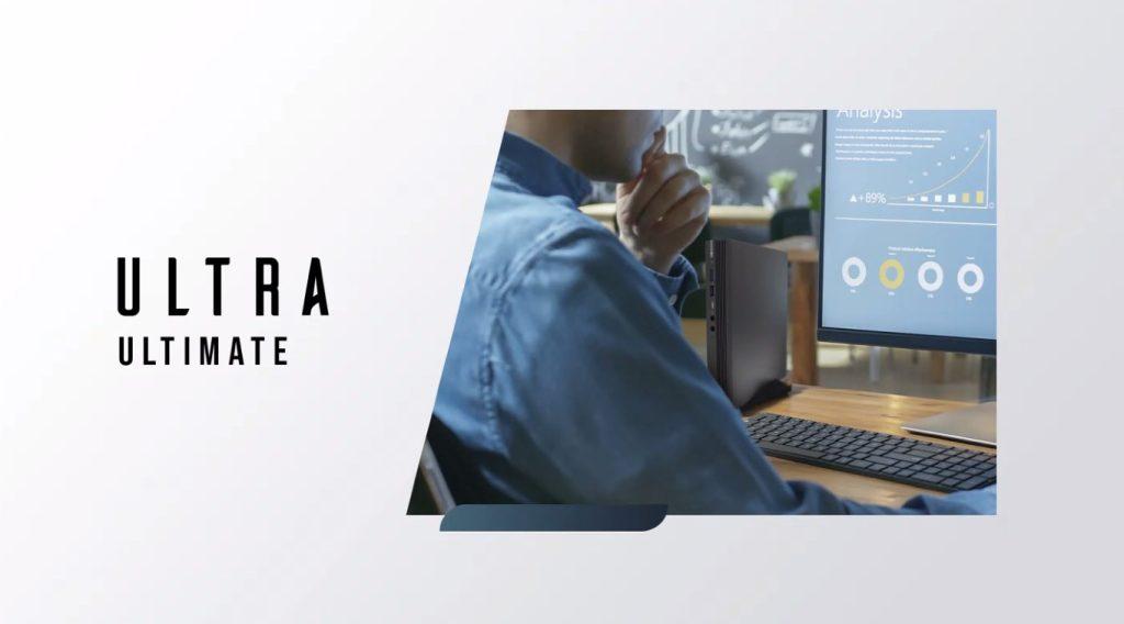Linha Ultra Ultimate de PCs da Multilaser