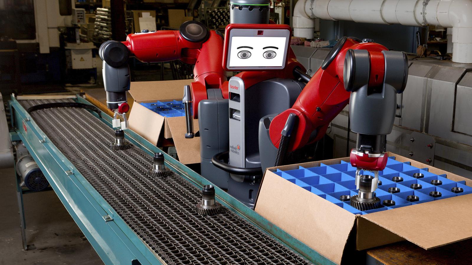 Robô emprego