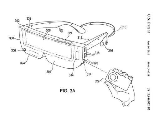 patente apple glass