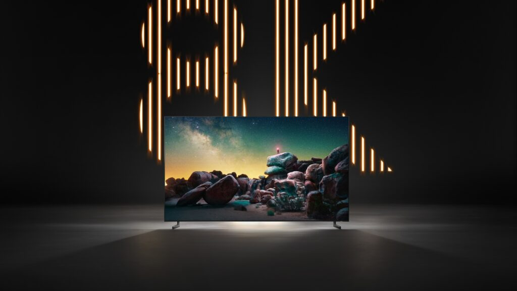 samsung tv 8k destaque