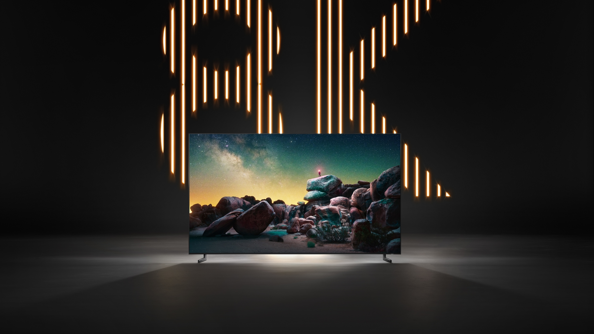 Samsung tv 8k destaque