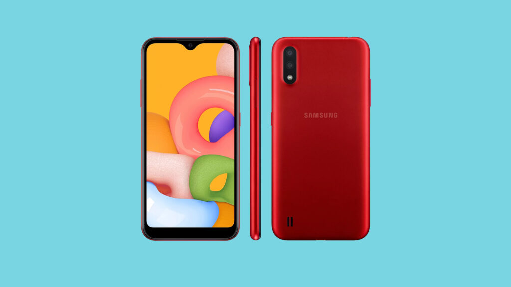 celular básico Samsung Galaxy A01