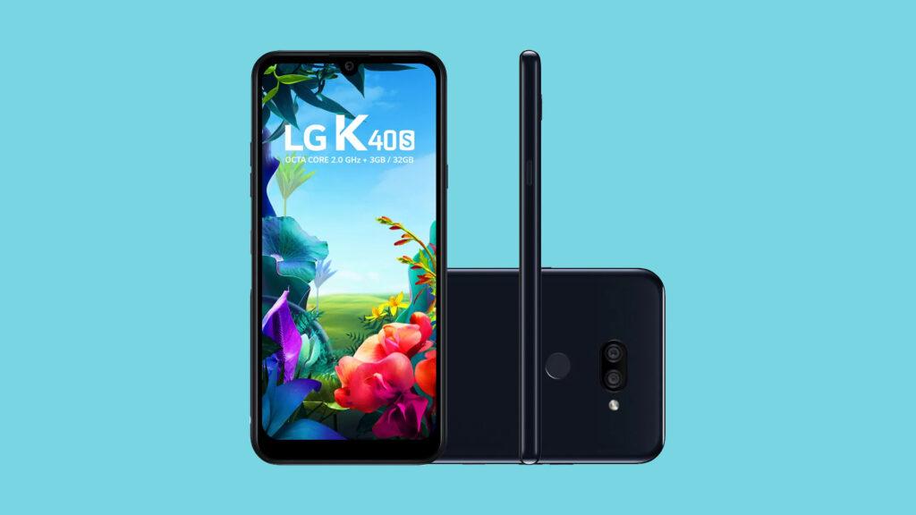 celular básico LG K40S