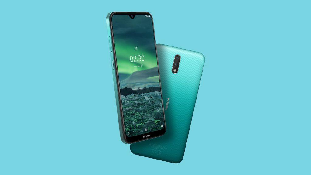 celular básico Nokia 2.3