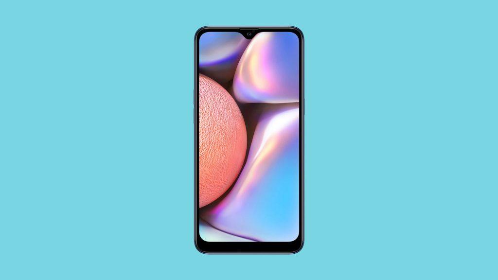 celular básico Samsung Galaxy A10S
