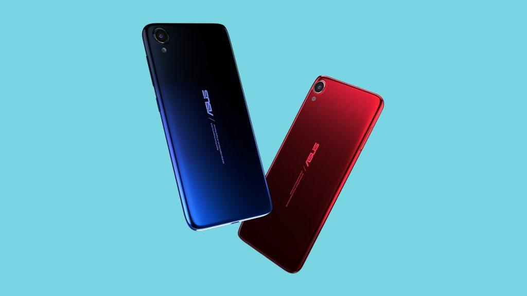 celular básico Asus Zenfone Live L2