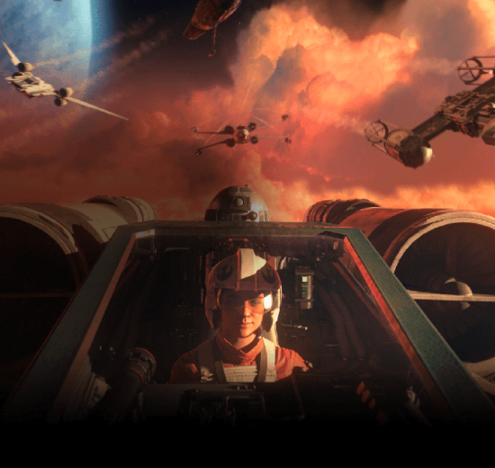 EA Play live Star Wars: Squadrons