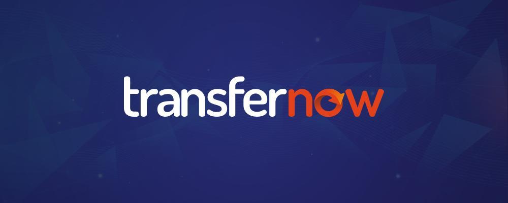Logo do Transfernow