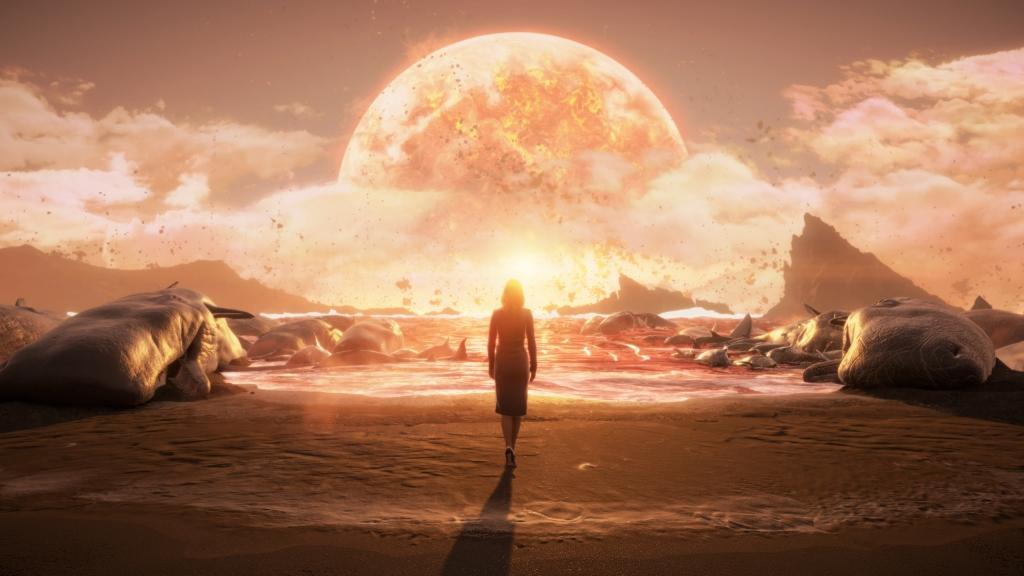 Os mistérios sobre a trama de death stranding cativam o jogador.