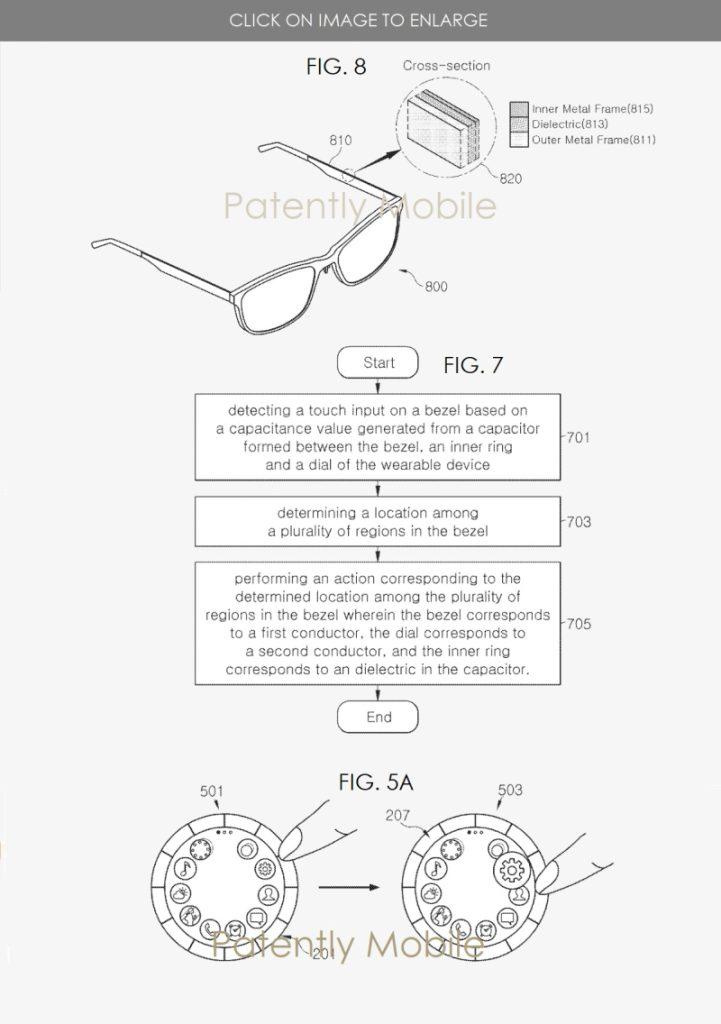patente realidade aumentada samsung