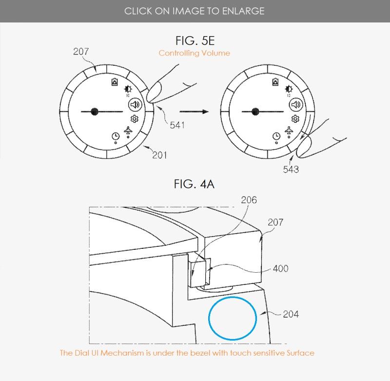 patente óculos inteligente realidade aumentada samsung