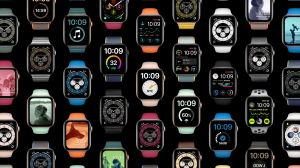 Apple watch watchos7 cover