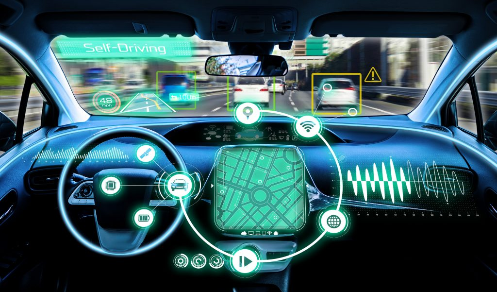 O carro autônomo trata-se de uma das 25 tecnologias que mudaram o mundo