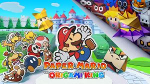 REVIEW: Paper Mario, The Origami King é uma divertida aventura em papel