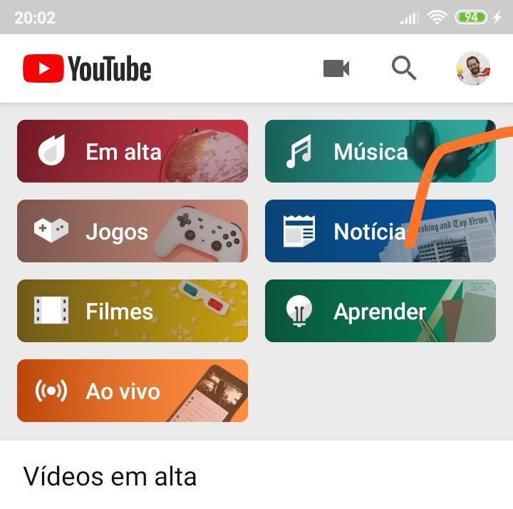 Youtube aprender