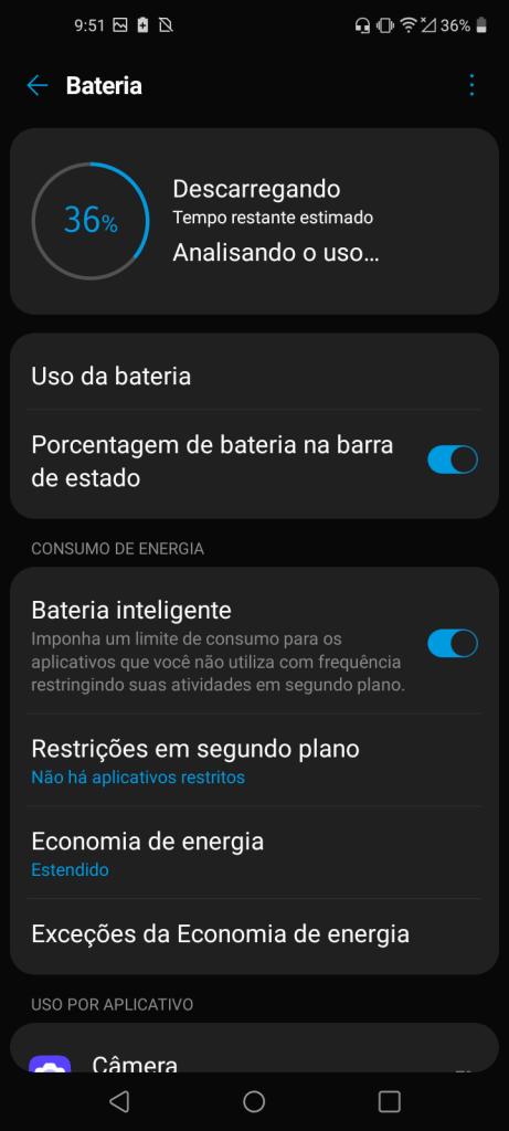 série k tutorial bateria