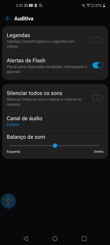 série k tutorial flash de notificação