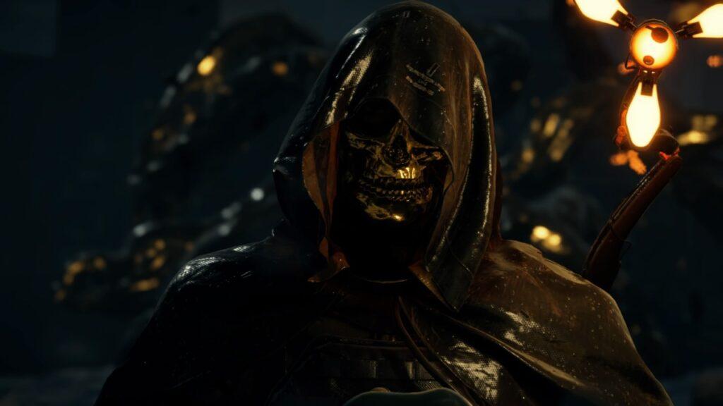 O ator troy baker deu vida a higgs, um dos vilões de death stranding.