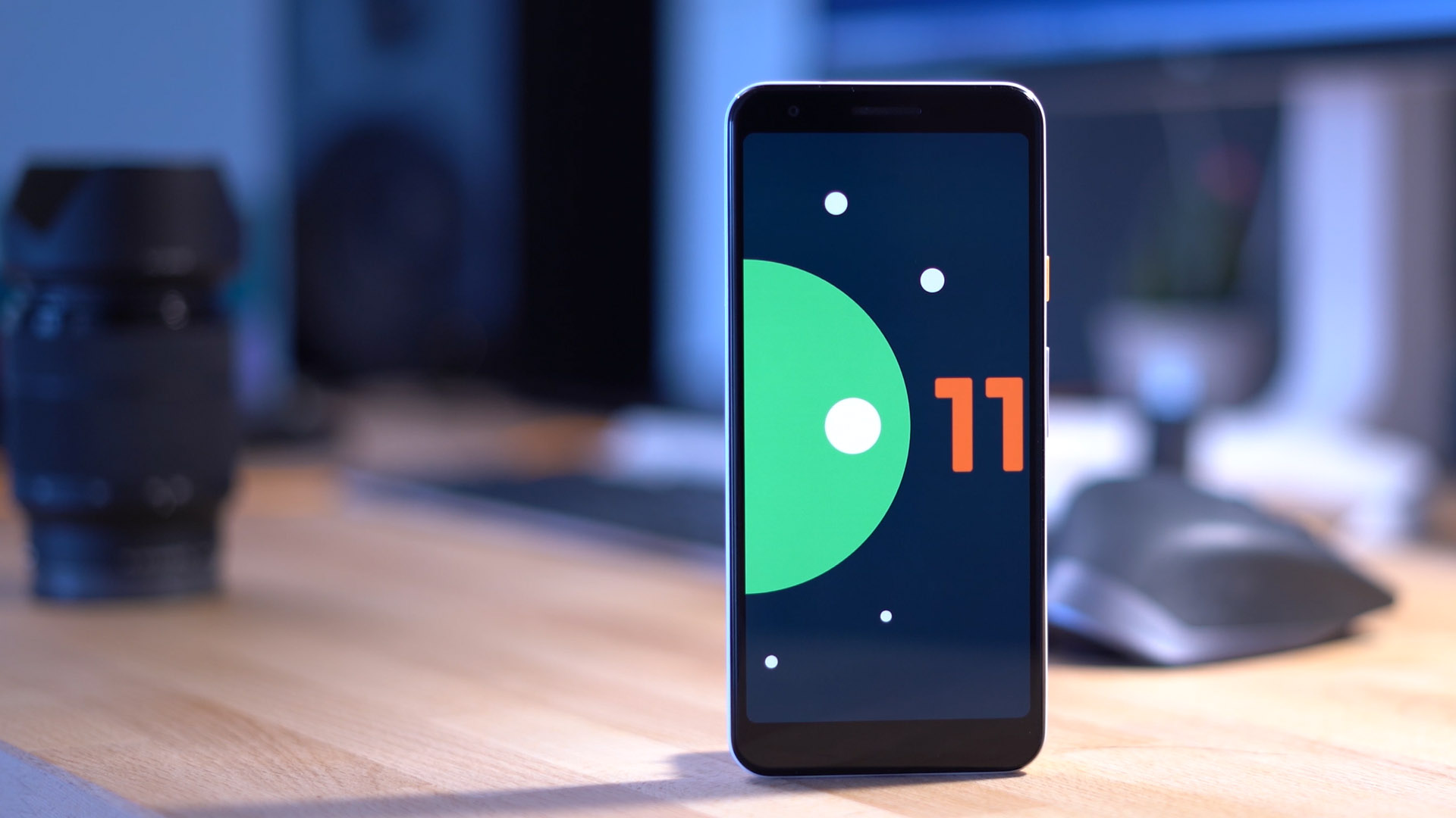 Android 11 dev preview androidark